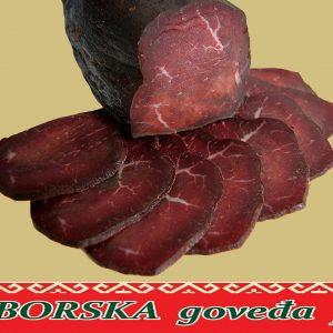 Zlatiborska goveđa pršuta