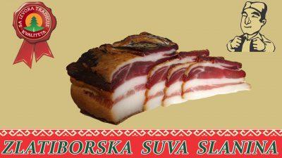 Zlatiborska suva slanina